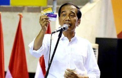 Kok Bisa Jokowi Gaji Fantastis Manajemen Kartu Prakerja, Padahal Ekonomi Lagi Oleng Akibat Covid-19