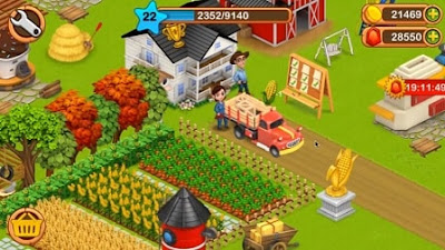 Big Little Farmer Offline Farm, Game berkebun Android terbaik 2018