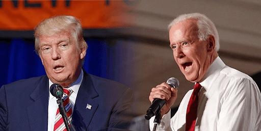 Polling Pilpres AS 2020, Donald Trump Dikalahkan Joe Biden dengan Selisi 9 Poin