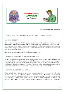 52 DICAS PARA PASSAR EM CONCURSO pdf