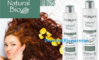 Logo Diventa una delle 50 tester di Shampoo Vitalcare