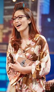 Harly Valentina pemeran Miss Sosmed The Rooftop di Trans7
