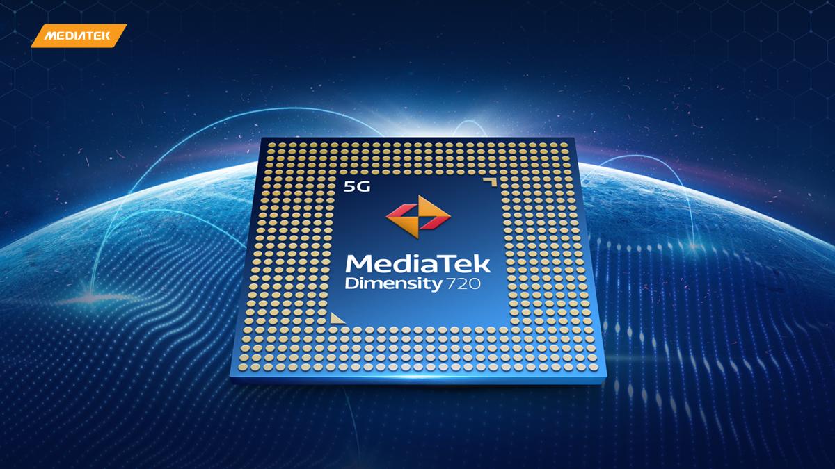 MediaTek anuncia Dimensity 720, con conectividad 5G y experiencias premium para teléfonos de gama media