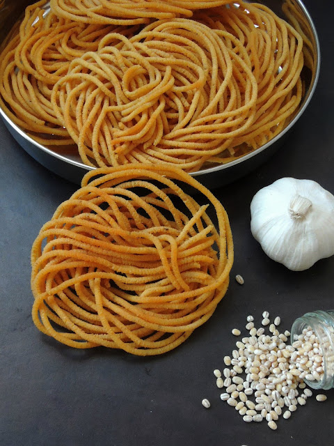Barley Garlic Sev