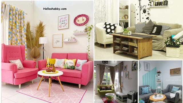 Inilah Ukuran Ruang Tamu Yang Ideal Untuk Rumah Minimalis Type 36 Helloshabby Com Interior And Exterior Solutions