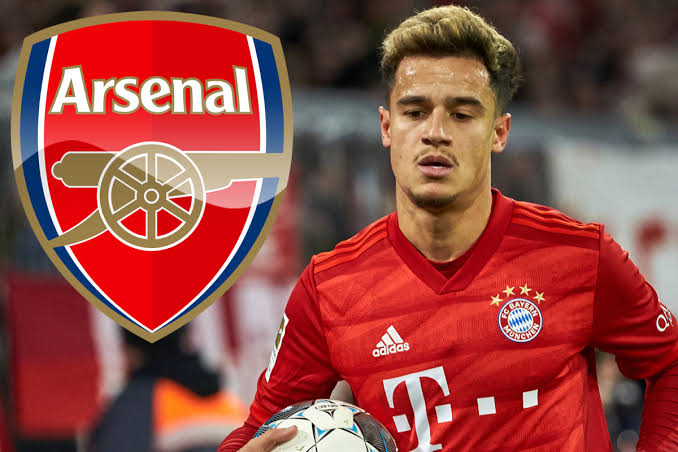 Arsenal join the race to sign Chelsea target Philippe Coutinho
