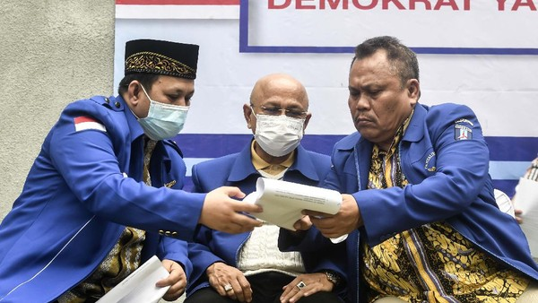 Kubu Moeldoko Tuding AD ART Demokrat Bikin SBY Bak 'Dewa', Benarkah?
