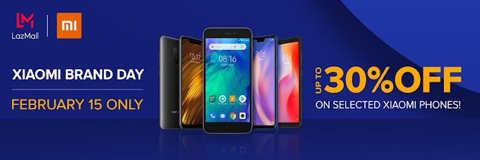 Xiaomi Initiates a Lazada Flash Sale, Up to 30% Off On Selected Xiaomi Smartphones