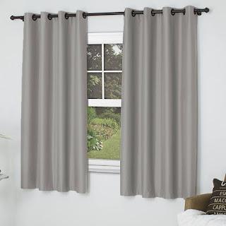 imagem de uma cortina para quarto