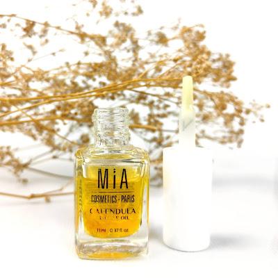 Mía Cosmetics Paris - Caléndula cutículas