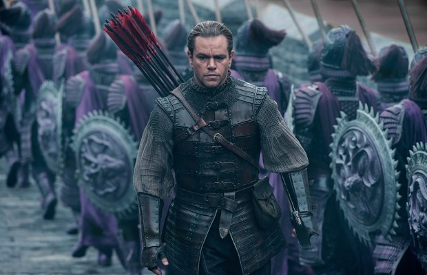 The Great Wall, Matt Damon, Zhang Yimou, Tao Tei, action movie, Andy Lau, byrawlins, movie review