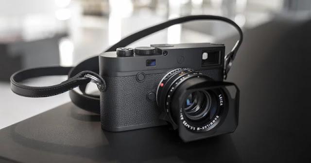 Leica svela la nuovissima M10 Monochrom da 40MP