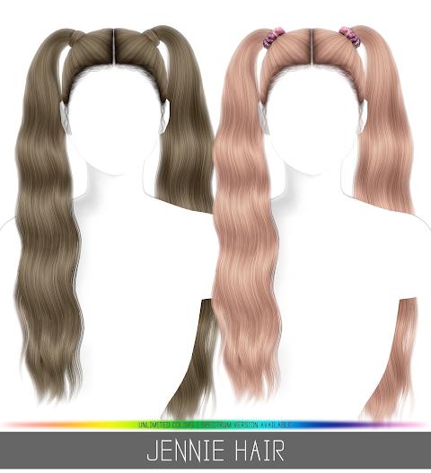 JENNIE HAIR (PATREON)