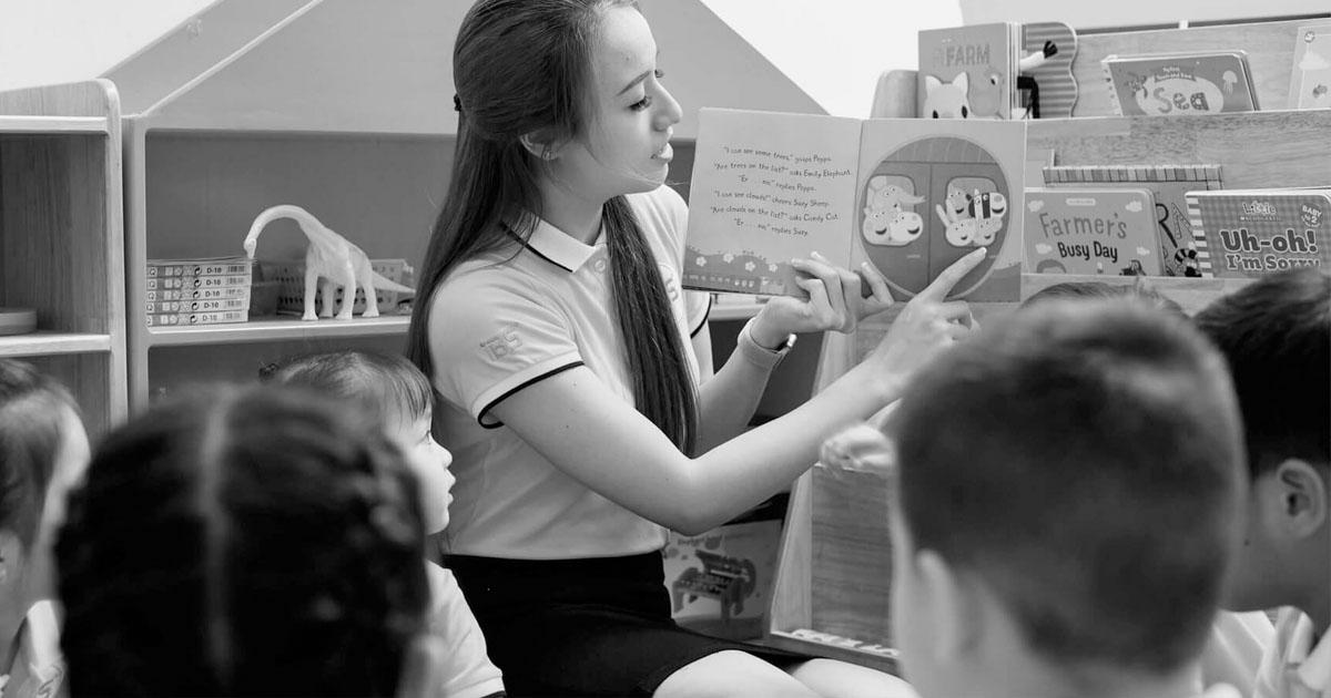 Mục đích cho trẻ mầm non làm quen tiếng Anh trở thành Công dân toàn cầu