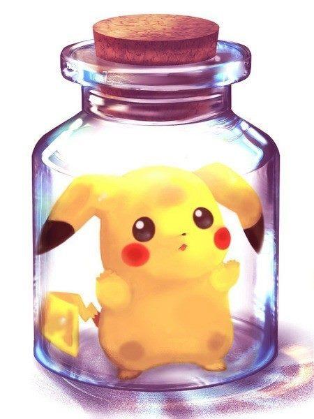 pikachu recharging