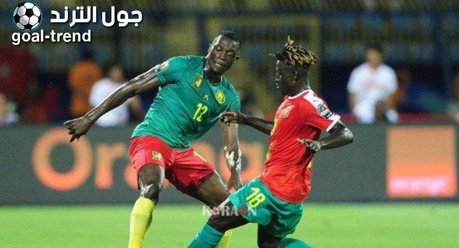 نتيجة مواجهة غينيا بيساو وغانا في كأس امم افريقيا