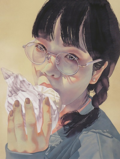 """Ordinary Girl"" by Akika Kurata 