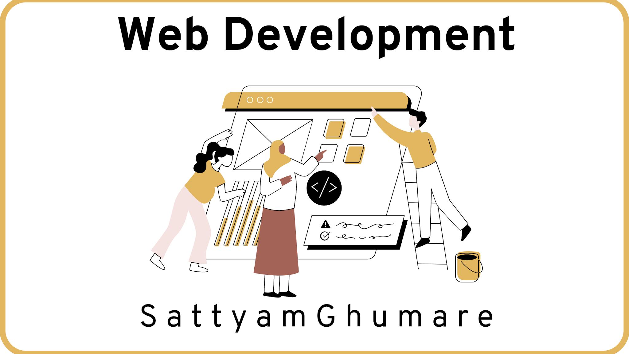 What is Web Development