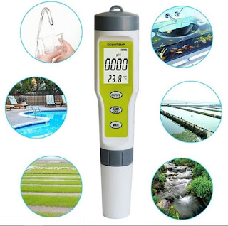 EC PH Temperature Meter EZ-9902 Call 082112325856