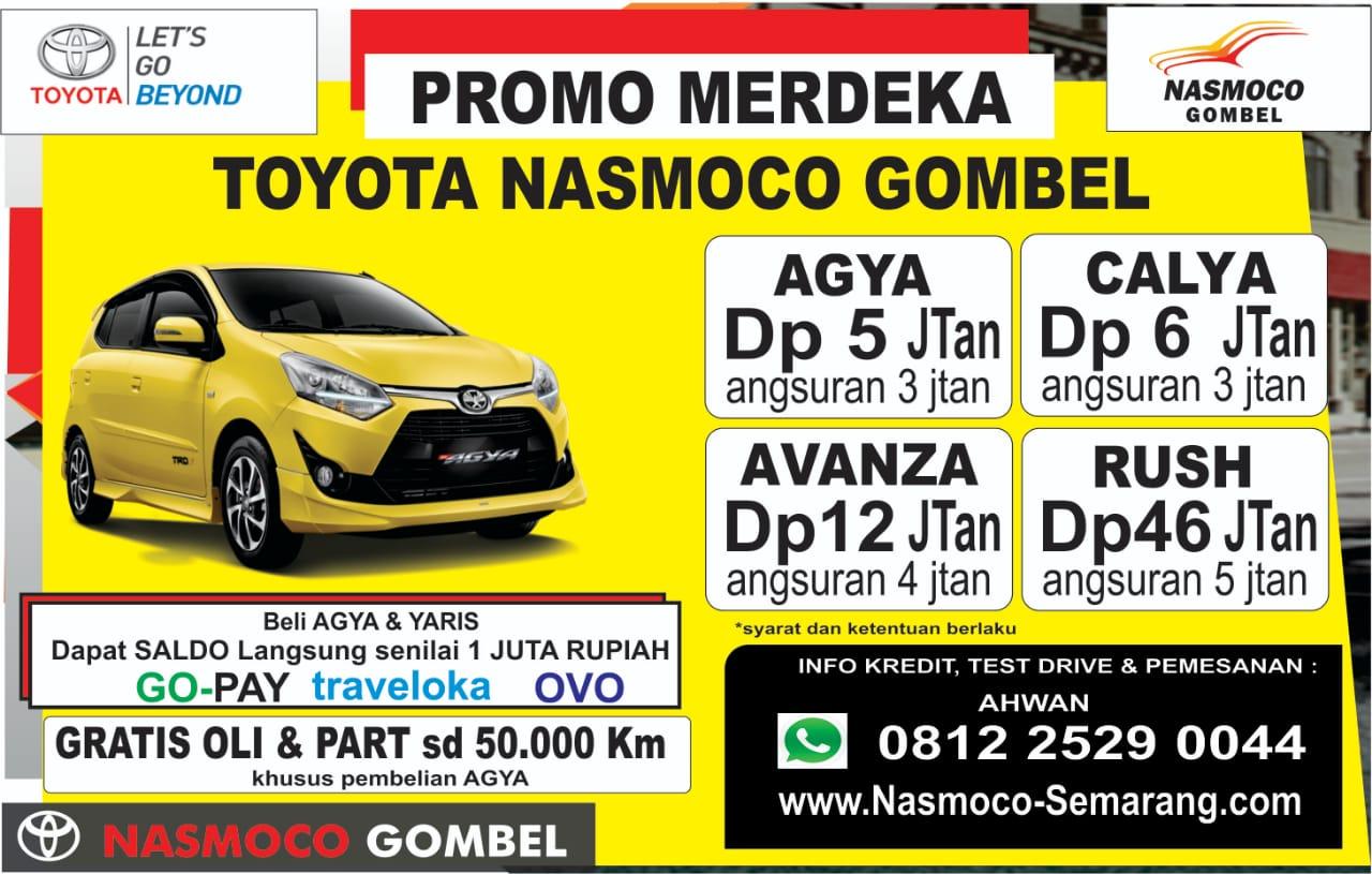 Kekurangan Harga Kredit Toyota Agya Top Model Tahun Ini