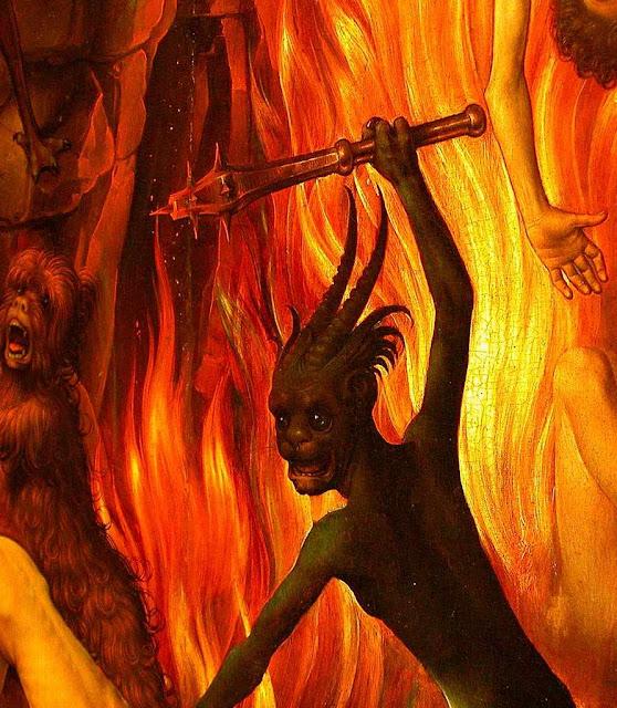 Extinguindo a santidade do matrimônio com a pastoral 'misericordiosa' de Lutero o inferno entrou na família.