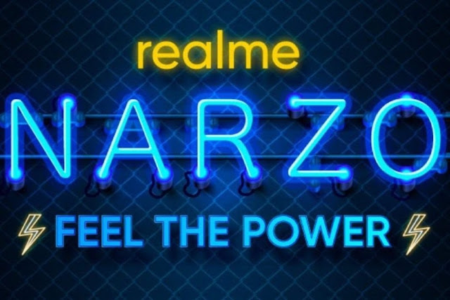Realme Narzo 20 Could Launch in India in September