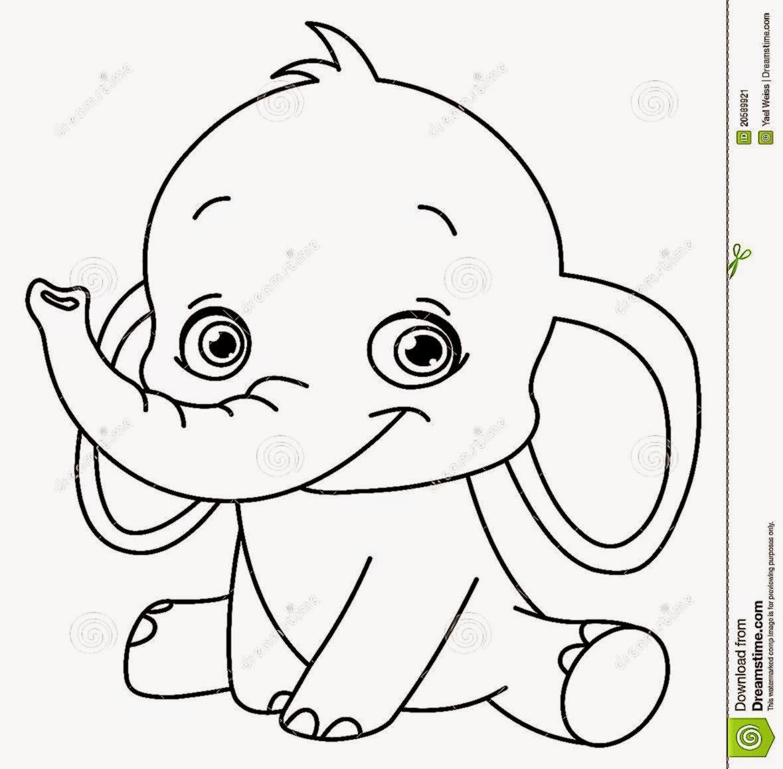 transmissionpress 14 for kids. elephant coloring pages printable ...