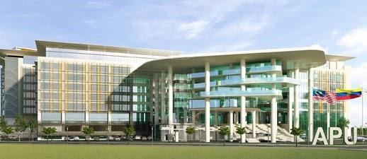 Beasiswa Kuliah ke Malaysia di Internasional di Universitas Teknologi Asia Pasifik