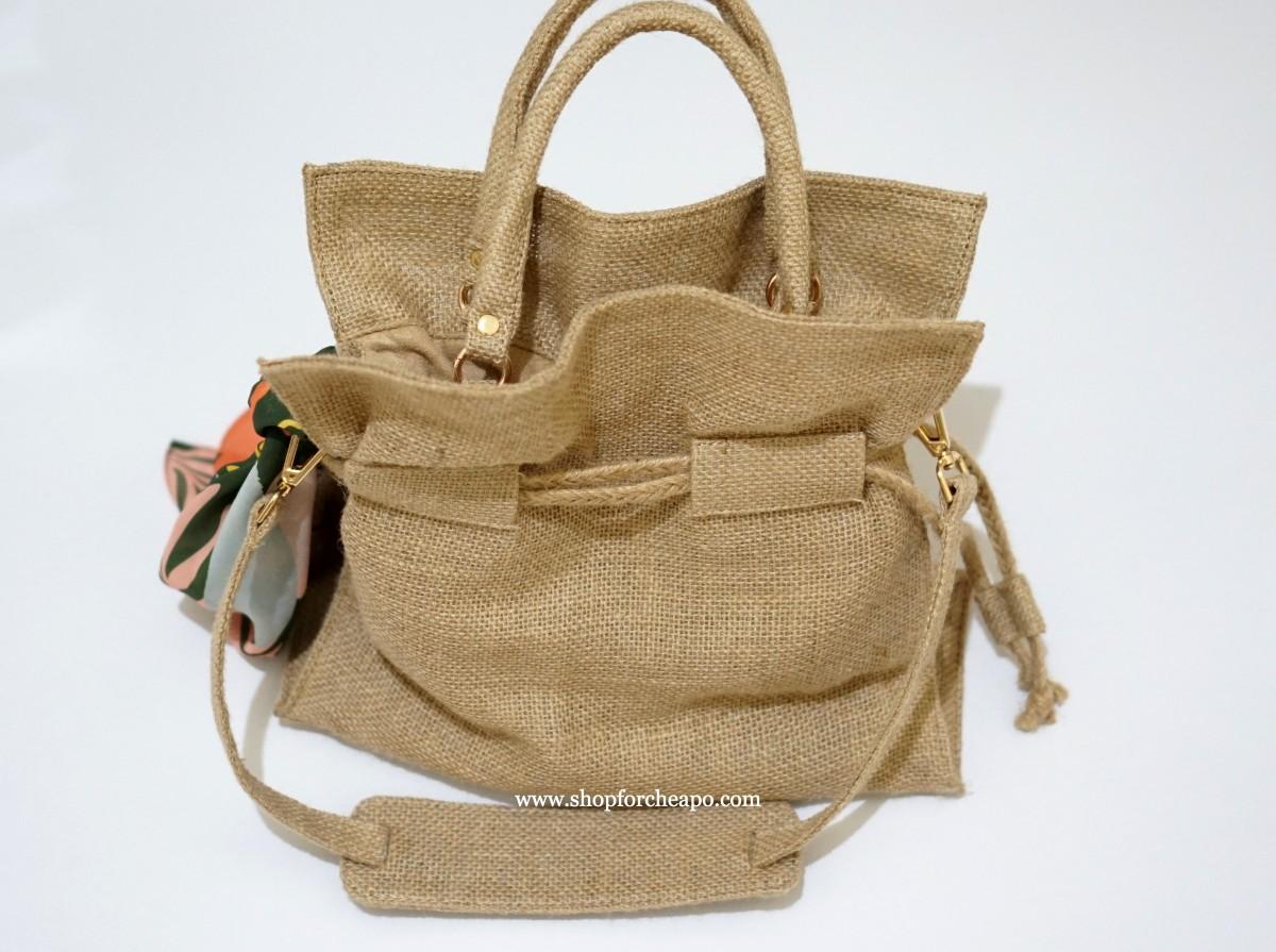 tas merek lokal ramah lingkungan