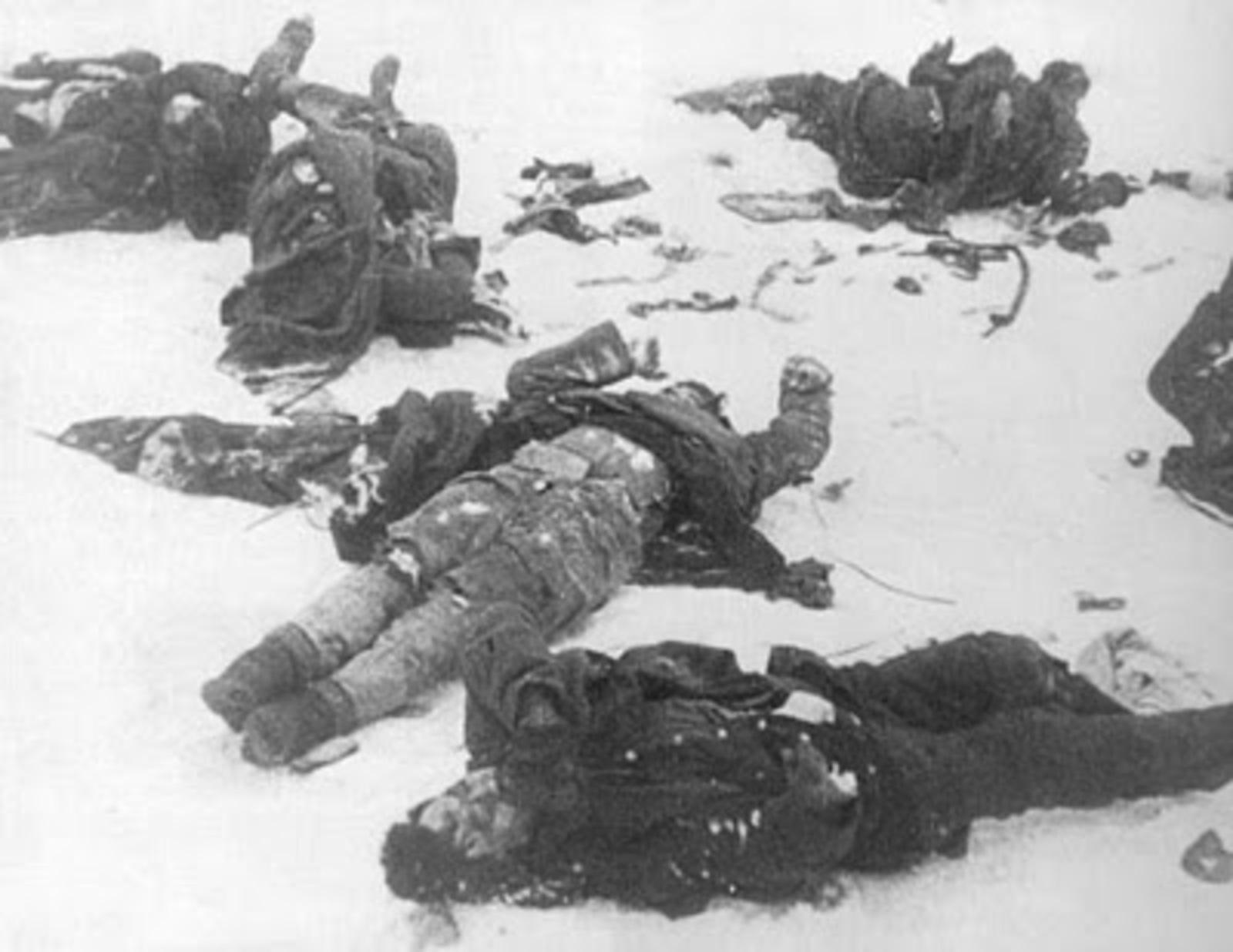 Fotos de la segunda guerra mundial muertos 66