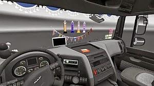 DAF XF Interior by Baltazar (1.5.2)