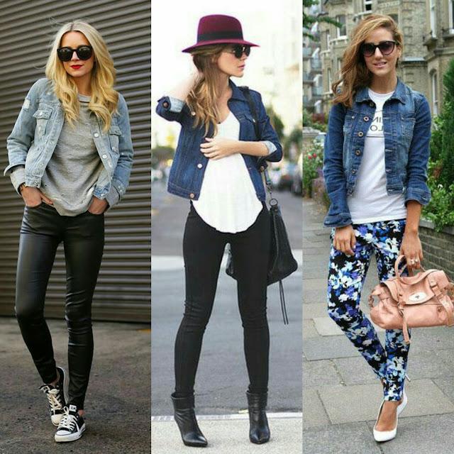 jaqueta jeans primavera