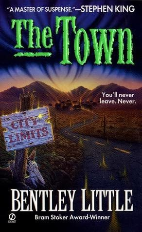 Youre Entitled To My Opinion The Town By Bentley Little