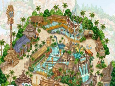 六福村主題樂園遊樂設施介紹