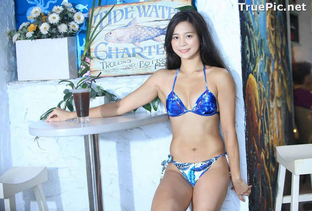Image Taiwanese Model - Shelly - Beautiful Bodybuilding Bikini Girl - TruePic.net - Picture-53