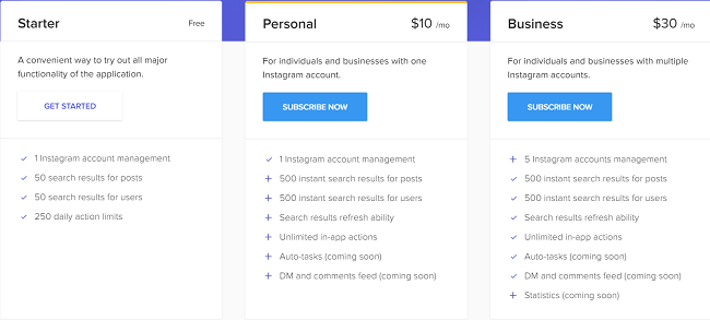 Combin Review: Instagram Marketing Tool for Rapid & Hassle