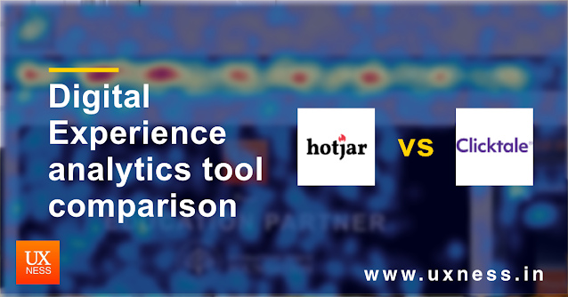 Hotjar vs Clicktale tool comparison