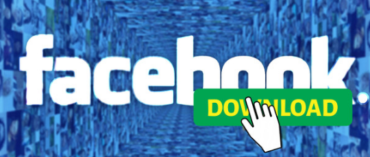 Way Download And Install a Facebook Photo