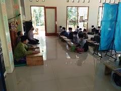 Pererat Silaturahmi, Anggota Polsek Bandar  kunjungi Ponpes Roudhotut Tholibin