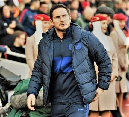 "EPL: ""We Were Agressive In A Good Way""... Frank Lampard"
