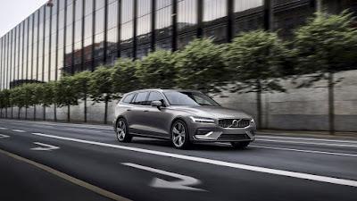2019 Volvo V60 - Prix, Photos, Date de Sortie