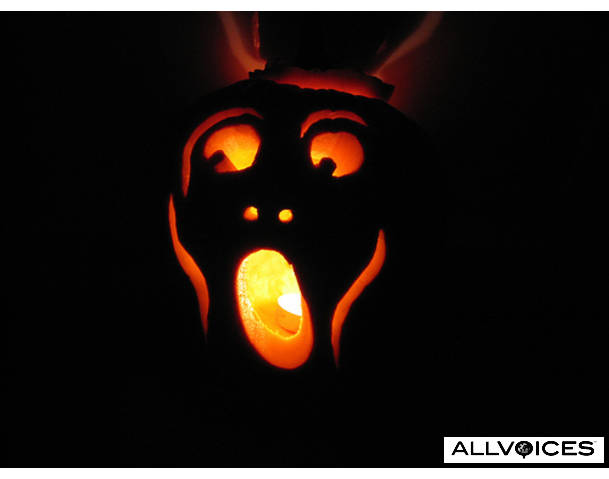 Pumpkin carving 2011 ny pict for Scream pumpkin template