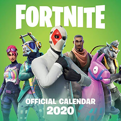 FORTNITE (OFFICIAL) 2020 CALENDAR