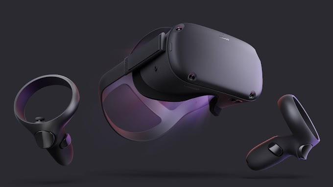 Sorteio de um Oculus Quest All-in-one VR 128 GB - Óculos de Realidade Virtual