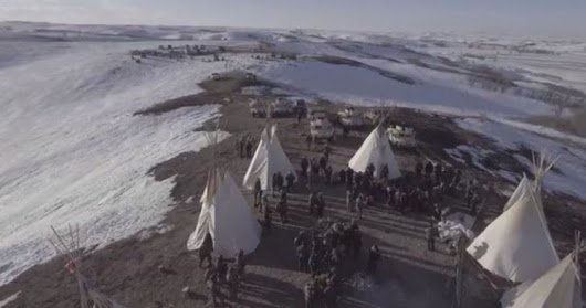 The Ghost Dance at Standing Rock