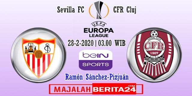 Prediksi Sevilla vs CFR Cluj