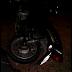 Homem teve pernas fraturadas em acidente de moto com caminhão entre Igara e Andorinha