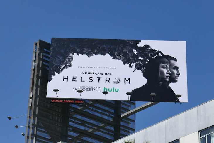 Helstrom season 1 billboard