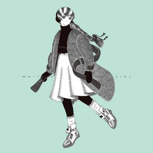 [MUSIC] mus.hiba – White Girl (2014.12.10/MP3/RAR)