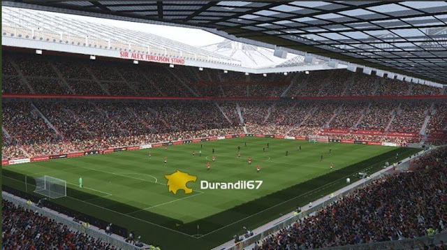 Fix Old Traford Stadium PES 2018